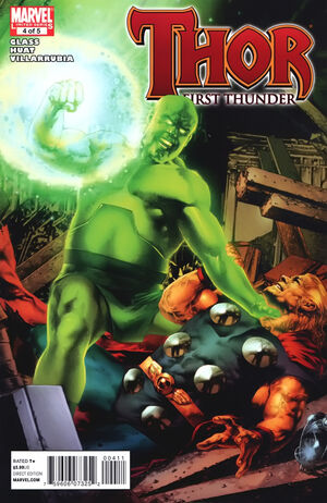 Thor First Thunder Vol 1 4