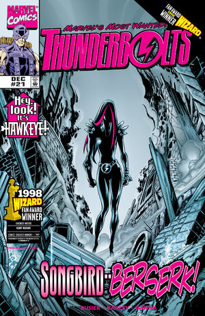 Thunderbolts Vol 1 21