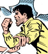 Timothy Byrnes (Earth-616) from Amazing Spider-Man Vol 1 259 0001
