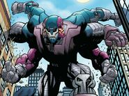 Tri-Sentinel (Earth-616) from Amazing Spider-Man Vol 5 3 001