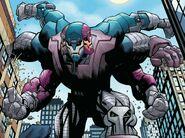 Tri-Sentinel (Earth-616) from Amazing Spider-Man Vol 5 3 001