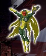 Vision (Earth-555326) from Next Avengers Heroes of Tomorrow 0001