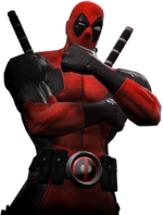 Wade Wilson (Earth-13625) from Deadpool (video game) 001