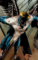 Warren Worthington III (Earth-2149) from Marvel Zombies Vol 1 1 0001