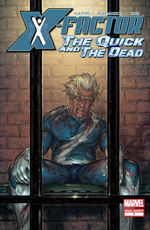 X-Factor The Quick and the Dead Vol 1 1