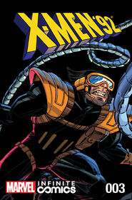 X-Men '92 Infinite Comic Vol 1 3