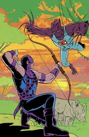 X-Statix Vol 1 23 Textless