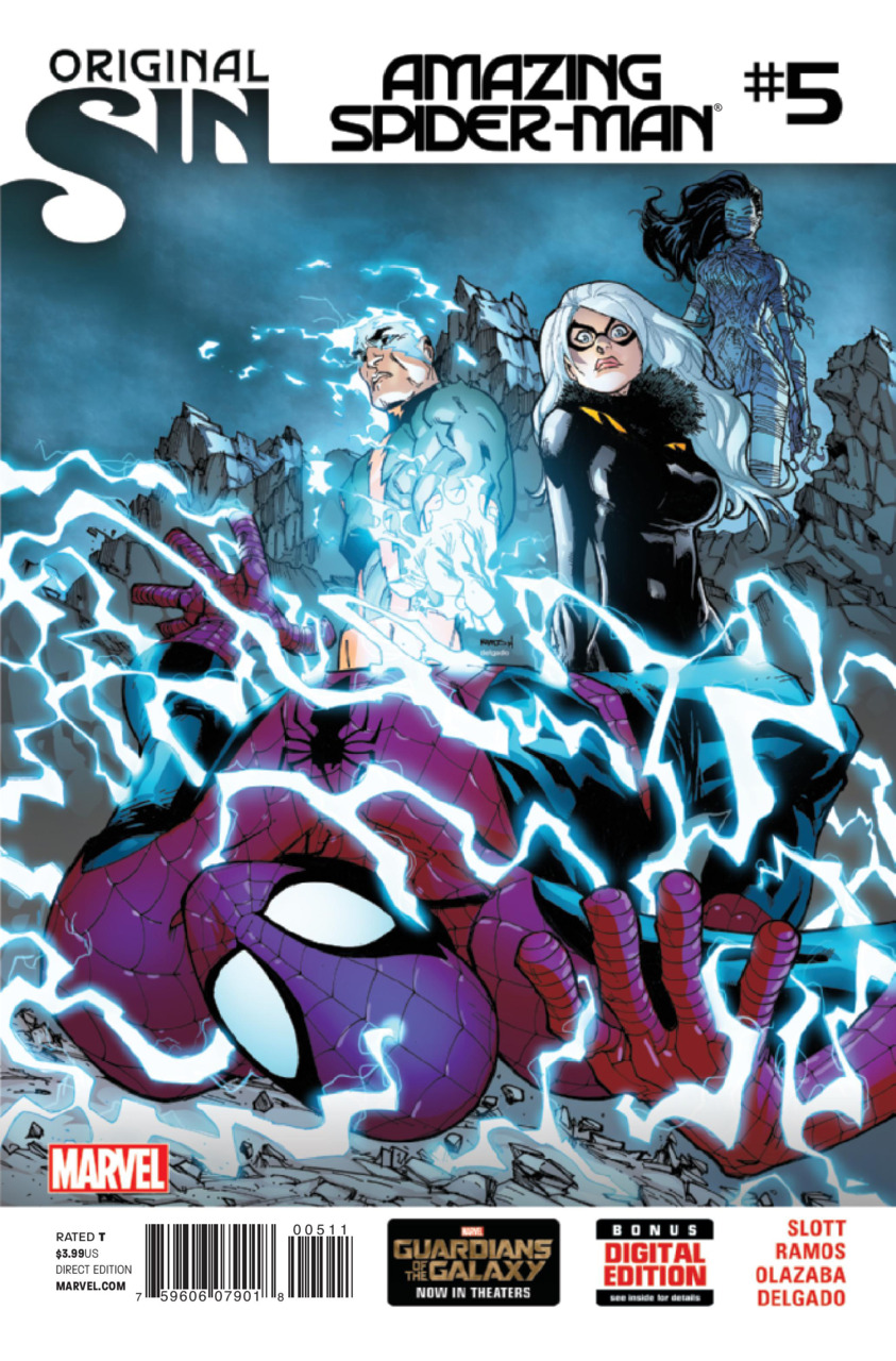 amazing spider-man vol 3 5 | marvel database | fandom poweredwikia