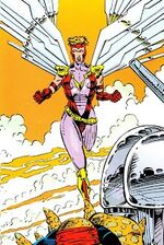 Annie Jones (Earth-616) from Gene Dogs Vol 1 1 0001