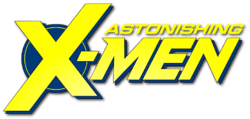 Astonishing X-Men (2017) logo