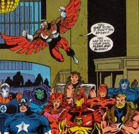 Avengers (Earth-94561) Amazing Spider-Man Vol 1 388