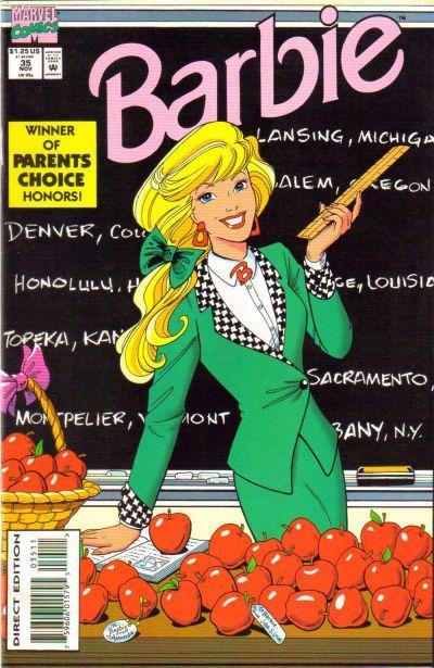 Barbie Vol 1 35