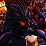 Blackheart (Earth-30847) from Marvel vs. Capcom 3 Fate of Two Worlds