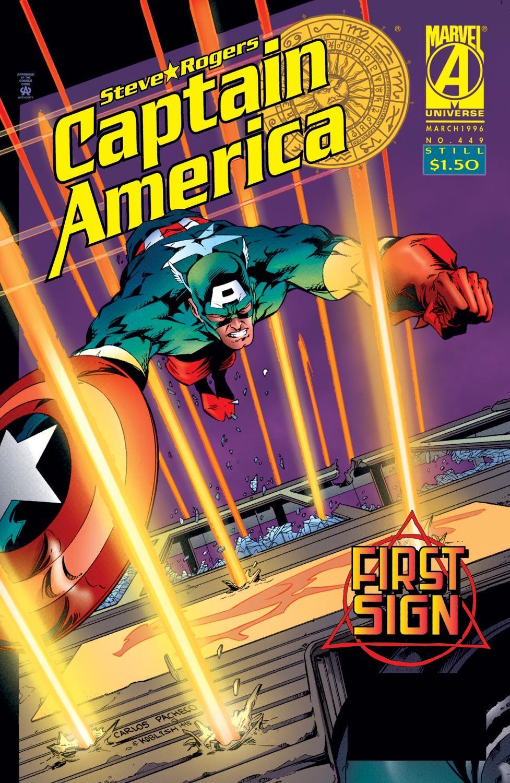 Captain America Vol 1 449