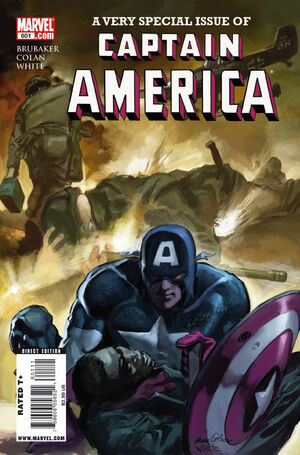 Captain America Vol 1 601