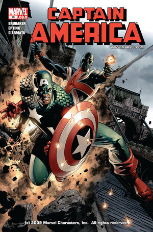 Captain America Vol 5 19