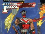 Crime and Punishment: Marshal Law Takes Manhattan Vol 1