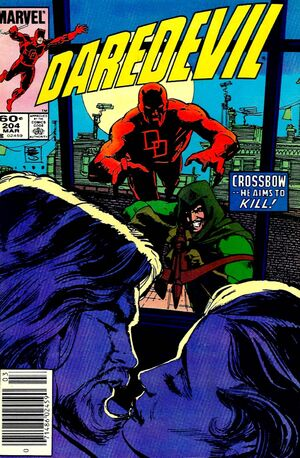 Daredevil Vol 1 204