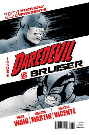 Daredevil Vol 3 6