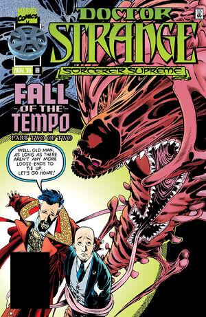 Doctor Strange, Sorcerer Supreme Vol 1 89