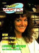 Doctor Who Magazine Vol 1 136