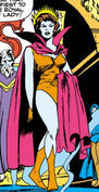 Dorma (Earth-616) crowned as Namor's Consort in Tales to Astonish Vol 1 76
