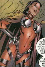 Elizabeth Braddock (Earth-811) from Wolverine Days of Future Past Vol 1 2 002
