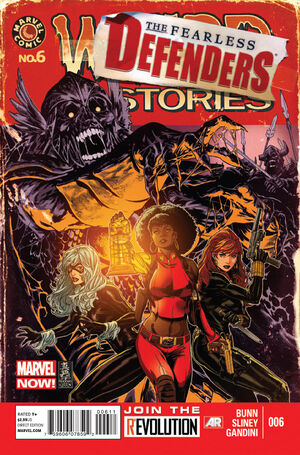 Fearless Defenders Vol 1 6