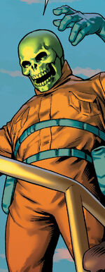 Green Skull (Earth-616) from Avengers Standoff Assault On Pleasant Hill Alpha Vol 1 1 001