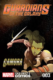 Guardians of the Galaxy Infinite Comic Vol 1 3