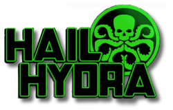 Hail Hydra (2015) Secret Wars logo