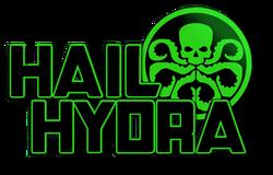 Hail Hydra (2015) Secret Wars logo