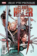 Hunt for Wolverine Claws of a Killer Vol 1 1