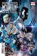 Hunt for Wolverine Dead Ends Vol 1 1