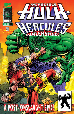 Incredible Hulk Hercules Unleashed Vol 1 1