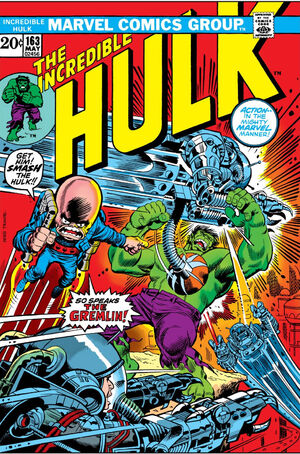 Incredible Hulk Vol 1 163