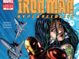 Iron Man: Hypervelocity Vol 1 1