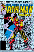 Iron Man Vol 1 165