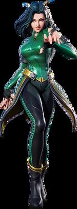 Mantis (Earth-TRN789) from Marvel Super War