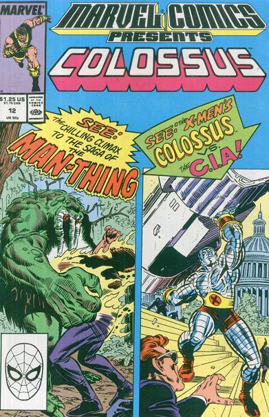 Marvel Comics Presents Vol 1 12