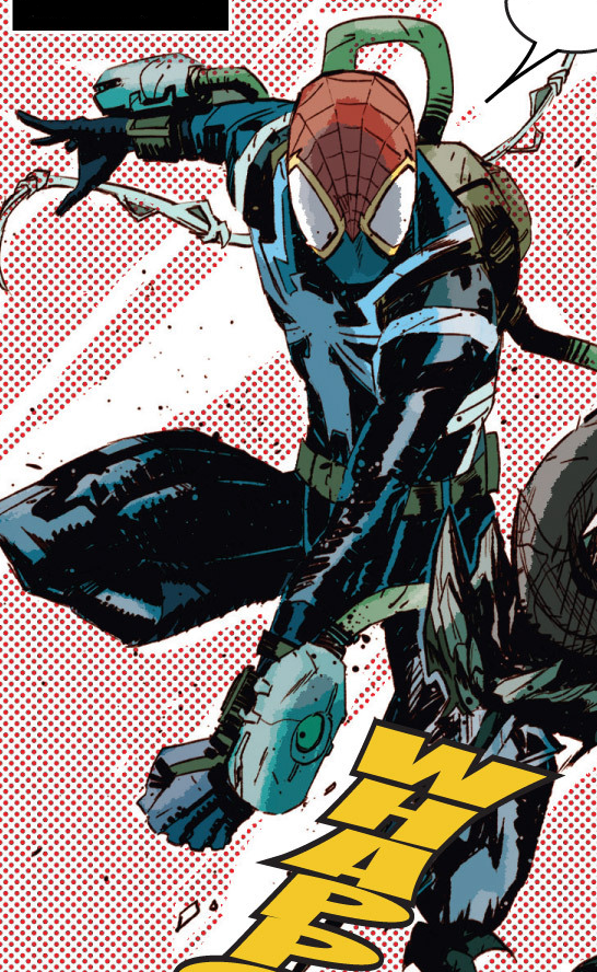 Michael Bingham %28Earth 616%29 from Venom Vol 2 37 Page 10 - There really are so many more suits Insomniac can use in the next game.
