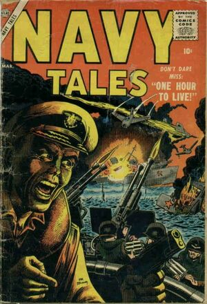 Navy Tales Vol 1 2