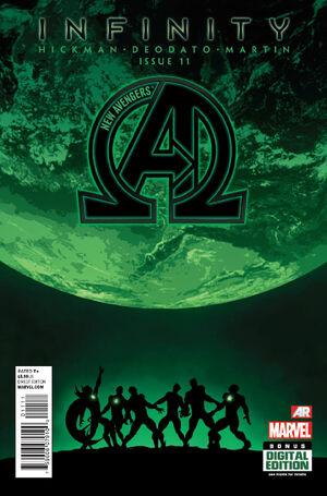 New Avengers Vol 3 11