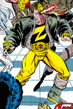One-Eyed Jack (Earth-928) from X-Men 2099 Vol 1 8 0001