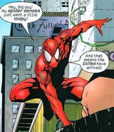 Peter Parker (Earth-15) from Exiles Vol 1 43 0002