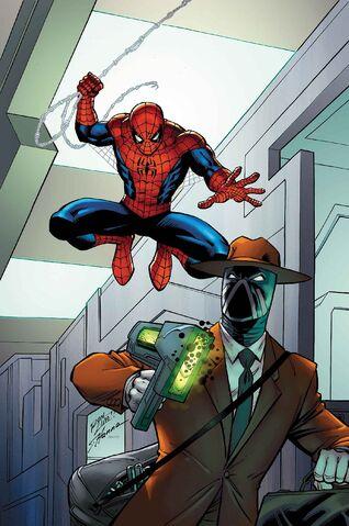 File:Spider-Man Master Plan Vol 1 1 Lim Variant Textless.jpg