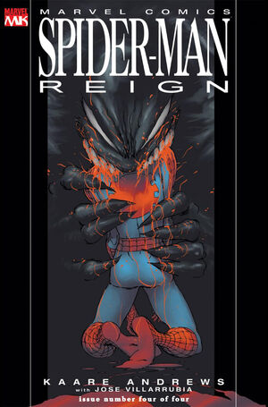 Spider-Man Reign Vol 1 4