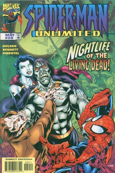 Spider-Man Unlimited Vol 1 20