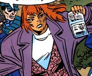 Stephanie Briggs (Earth-616) from Web of Scarlet Spider Vol 1 2 001