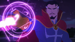 Stephen Strange (Earth-12041) from Marvel's Avengers Assemble Season 2 12